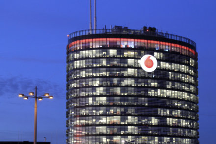 Vodafone claim it was a human error that made the mistake