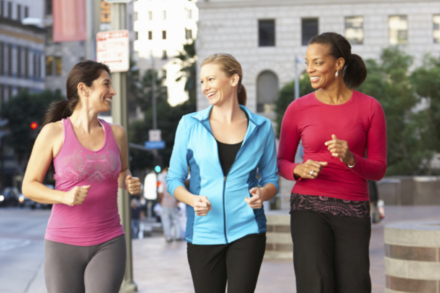 Walking can have a positive impact upon heart health