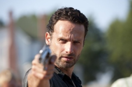 Andrew Lincoln in The Walking Dead / Credit: AMC