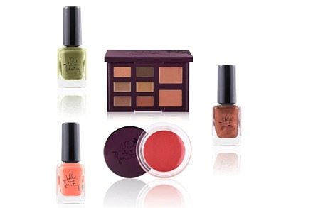 The Wild About Beauty summer collection
