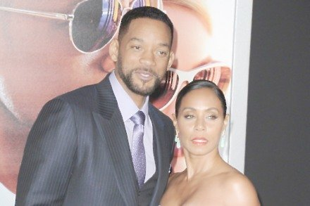 Will Smith and Jada Pinkett Smith (Credit: Famous)