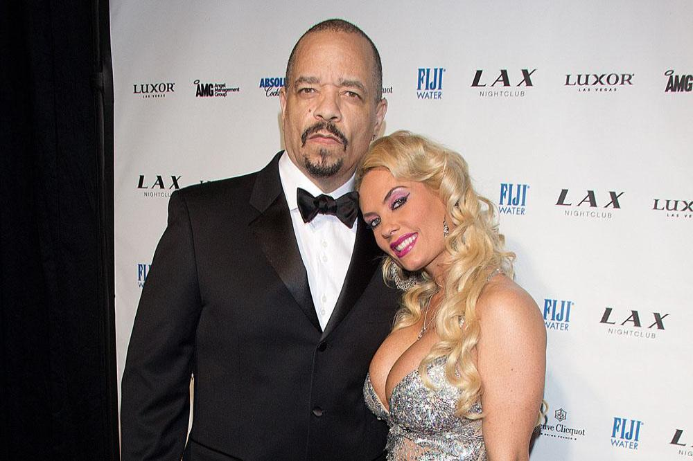 Ice t having sex with coco