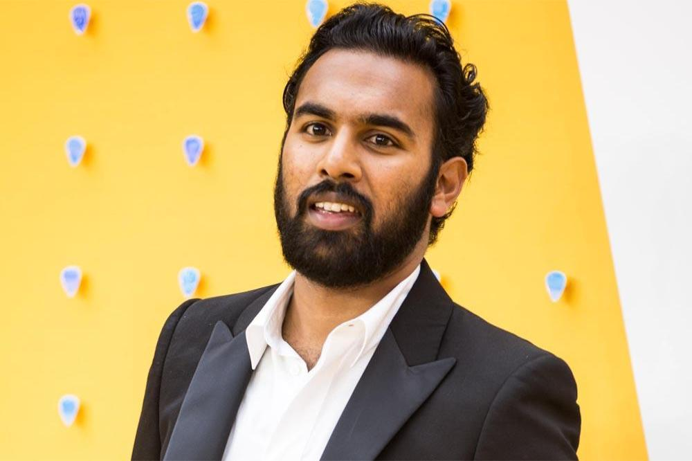 Himesh Patel at Yesterday premiere