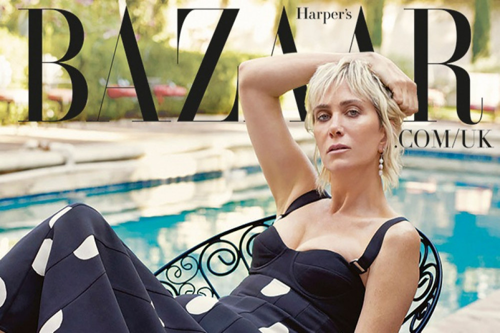 Kristen Wiig covers Harper's Bazaar digital/ Pic Courtesy Harper's Bazaar/ David Slijper