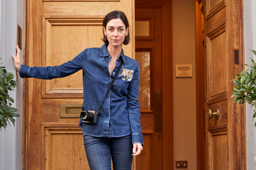 Mary McCartney at Abbey Road Studios