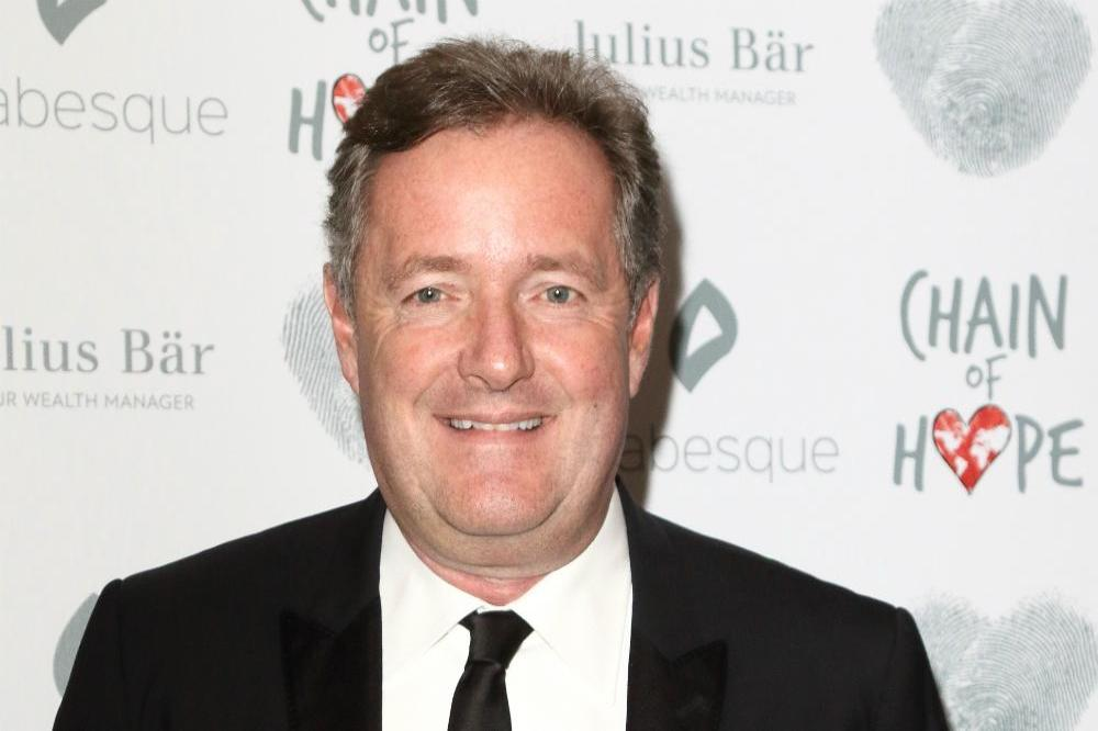 Piers Morgan couldn't interview psychopath in same room over murder