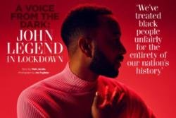 John Legend for GQ Hype