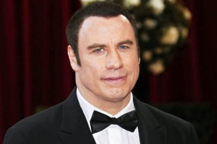 John Travolta takes Oprah Down Under