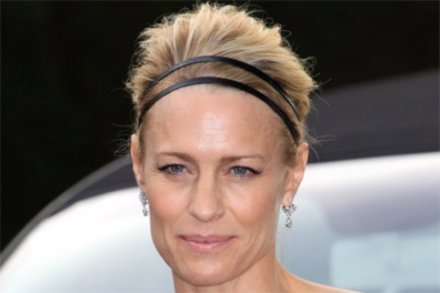 Robin Wright's charity dream