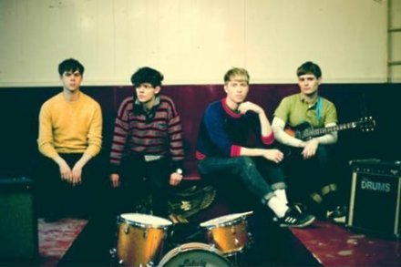 The Drums forget ex-guitarist