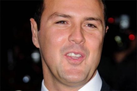 71 Degrees North host Paddy McGuinness
