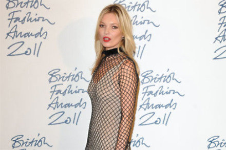 Kate Moss turned 38 last week, although it doesn't show