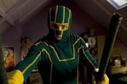 Aaron Taylor-Johnson in Kick-Ass