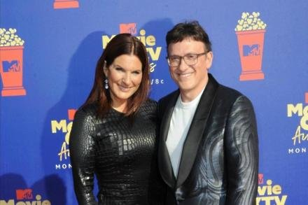 Anthony Russo and wife Ann at the MTV Movie and TV Awards