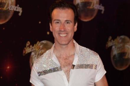 Strictly's Anton du Beke