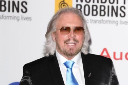 Bee Gees' Barry Gibb