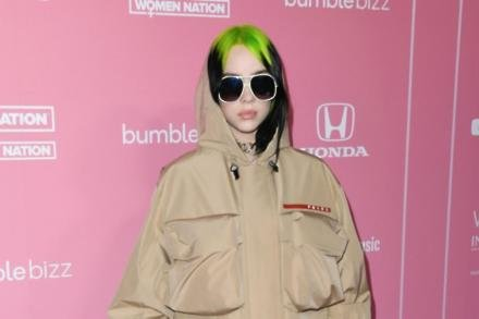 Billie Eilish at the Billboard Women in Music Awards
