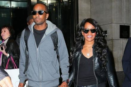 Bobbi Kirstina Brown and Nick Gordon