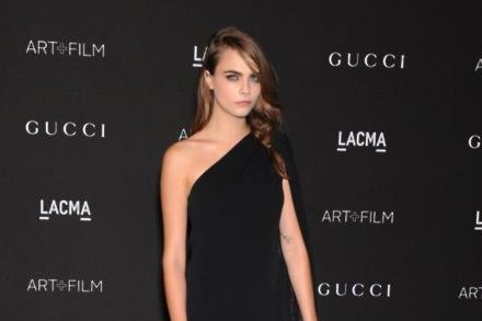 Does Cara Delevingne influence your style?