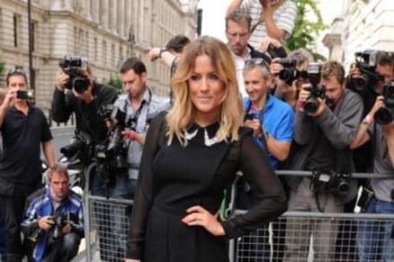 Caroline Flack was concerned for Robbie's whereabouts