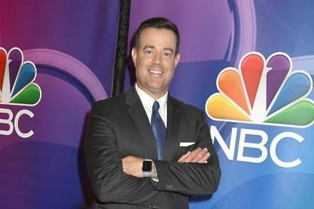 The Voice host Carson Daly