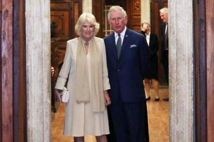 The Duchess and Prince Charles