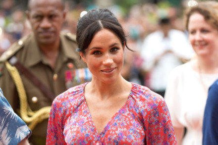 The Duchess of Sussex