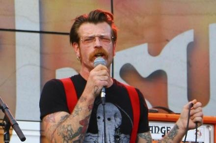 Eagles of Death Metal star Jesse Hughes