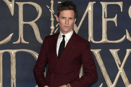 Fantastic Beasts star Eddie Redmayne