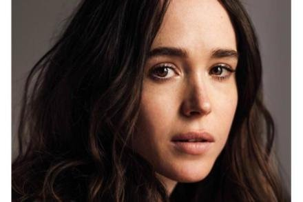Ellen Page for Gay Times