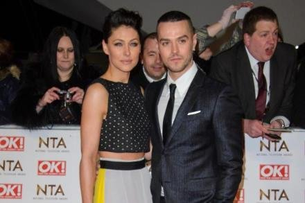Emma and Matt Willis
