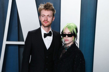 Finneas and Billie Eilish