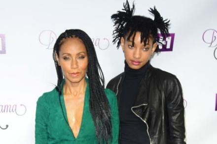 Jada Pinkett Smith and Willow Smith