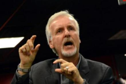 Avatar creator James Cameron