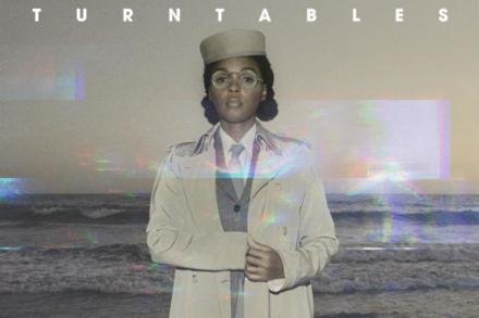 Janelle Monae's single artwork