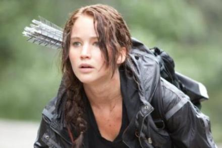 'The Hunger Games' star Jennifer Lawrence
