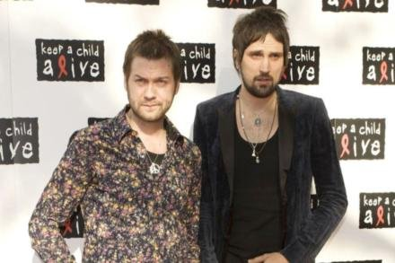 Kasabian's Tom and Serge
