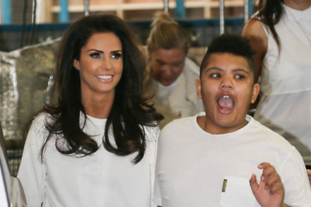 Katie and Harvey Price
