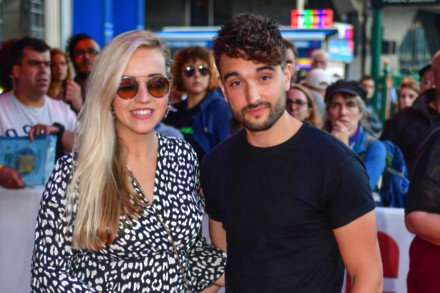 Kelsey and Tom Parker