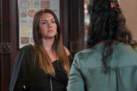 Lacey Turner as Stacey Fowler