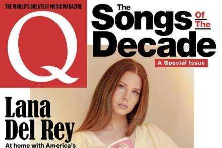 Lana Del Rey covers Q magazine