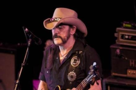 Lemmy Kilmister on Female First