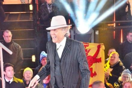 Lionel Blair was evicted from the 'Celebrity Big Brother' house last night (17.01.14), but Jasmine Waltz could be set for an