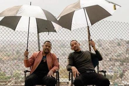 Martin Lawrence and Will Smith (c) Instagram