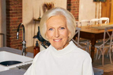 Mary Berry on 'Celebrity Best Home Cook'