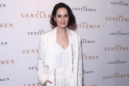 Michelle Dockery at The Gentlemen screening