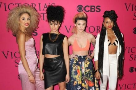 Neon Jungle performed at the Victoria;s Secret show in 2013
