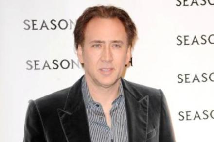 Face/Off star Nicolas Cage