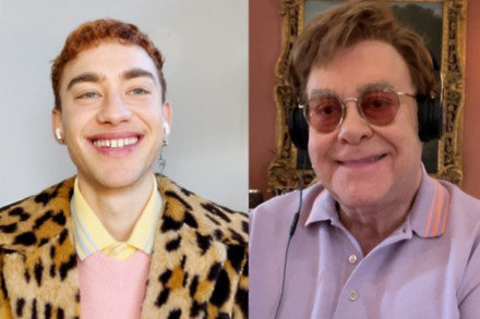 Olly Alexander on Elton John's Rocket Hour
