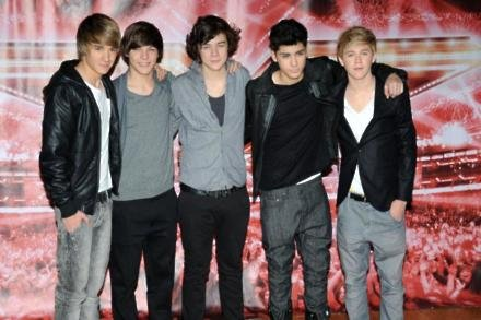 One Direction on X Factor